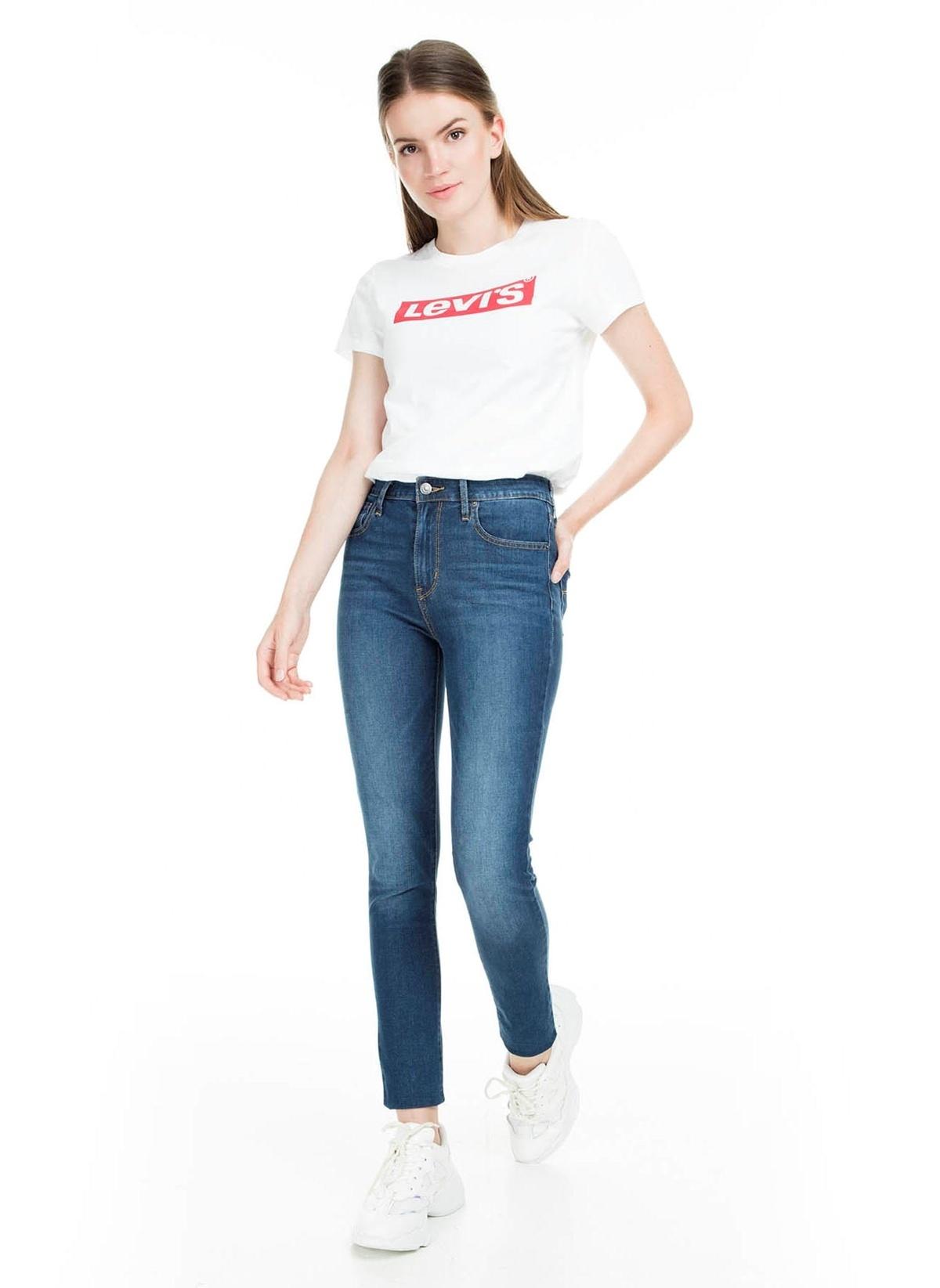 Levis®  Levi's® Jean Pantolon 18882-0185-Kadın–Kot-Pantolon